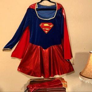Super Super Girl Costume!